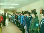 Военно-спортивное соревнование, посвященное Дню защитника Отечества