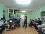 В общежитии ЕДСТ отметили «День студента»