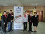 Студенты ЕДСТ приняли участие в «Библиотечной Маршрутке»