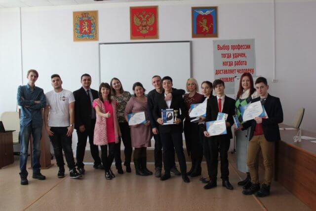 Емельяновское студенчество выбрало «Студента года 2017»