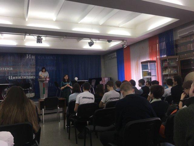 Отборочный этап интеллектуального фестиваля «Брейн-ринг»