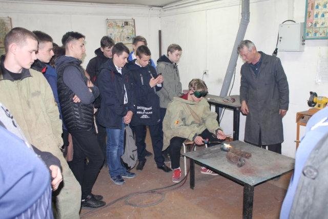 Дни открытых дверей в Березовском филиале  Емельяновского дорожно-строительного техникума