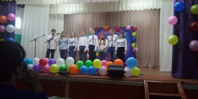 Районный фестиваль игр КВН в п. Новочернореченский