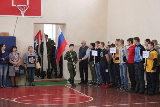 «Военно-спортивный праздник, посвященный памяти Виталия Демкина»