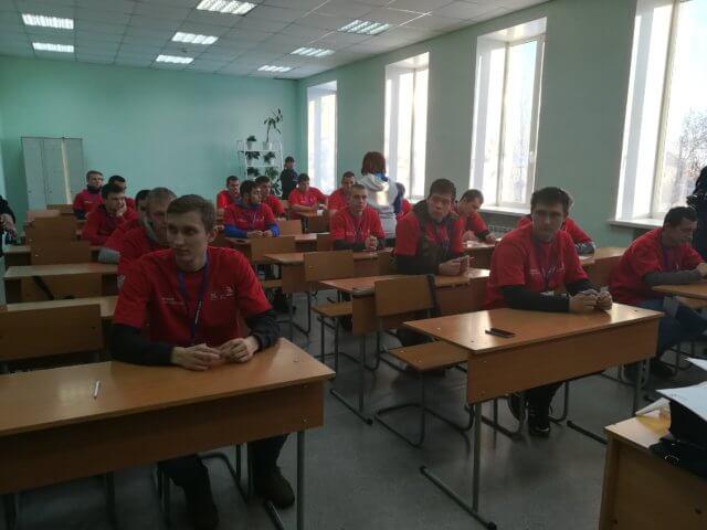 Теория (фото ) 04.12.2018 WorldSkills 2019