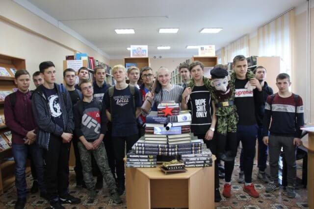 День защитника Отечества (видео, фото)