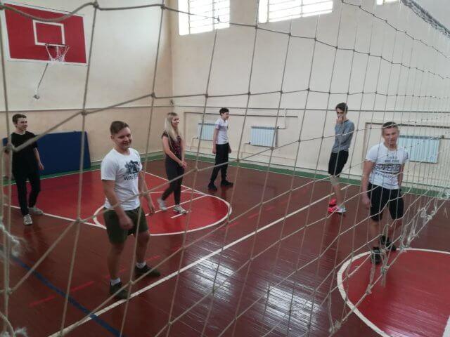 Все мы разные, но волейбол нас объединяет