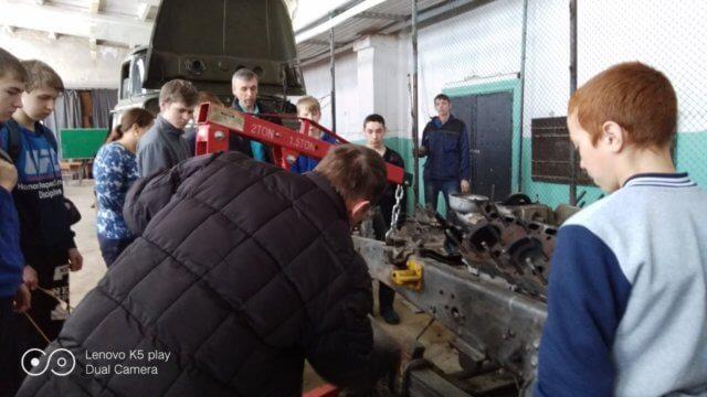 День открытых дверей для Козульской средней школы №2