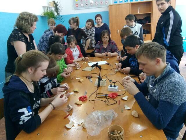 Профориентационное мероприятие для Краснополянской средней школы