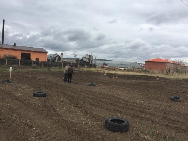 Финал конкурса профессионального мастерства «Управление трактором» (Видео)