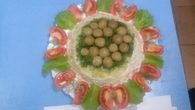 Защита выпускных практических работ по профессии «Изготовитель пищевых полуфабрикатов»