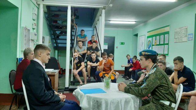 Вопрос-ответ о службе в армии