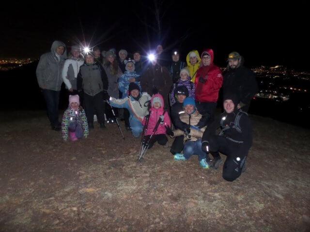 «Среда восхождения» или вечерняя прогулка на Вторую сопку