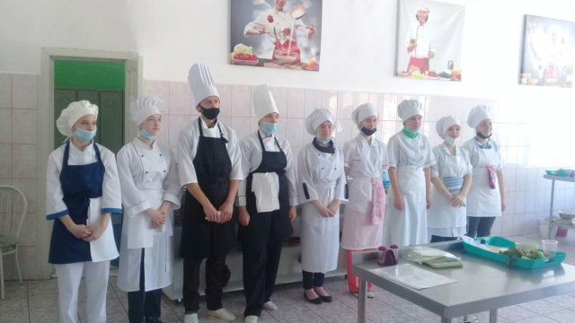 Краевой конкурс профессионального мастерства для обучающихся «ВЕКТОР МАСТЕРСТВА».