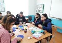 Урок трудовой доблести и встреча с представителями различных  организаций Козульского района