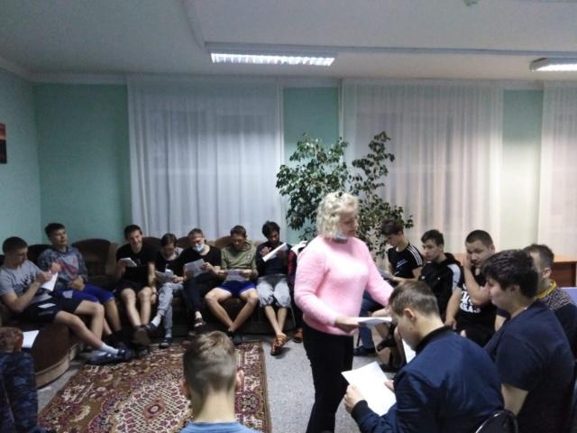 Всероссийский месячник антинаркотической направленности и популяризации здорового образа жизни