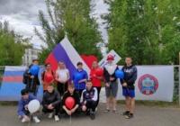 Праздничная линейка, посвященная Дню независимости России