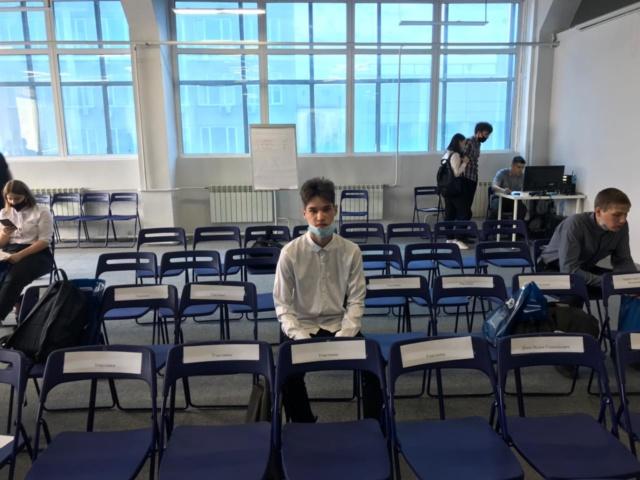 Межрегиональный конкурс юных техников-изобретателей Енисейская Сибирь 2021
