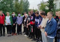 1 сентября в структурном подразделении Замятино Емельяновского дорожно-строительного техникума